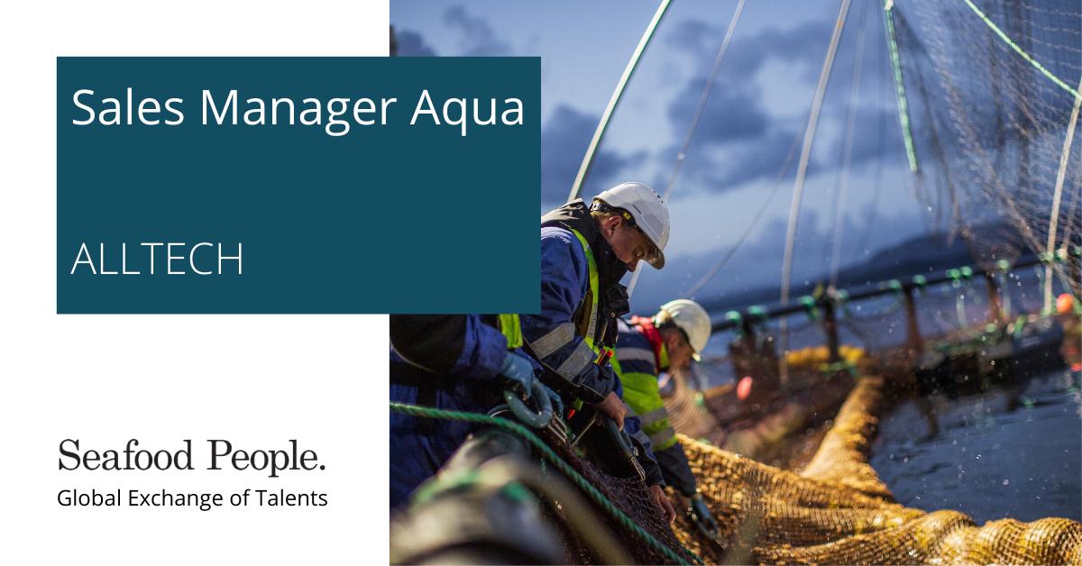 Sales Manager Aqua