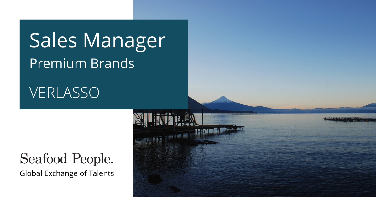 Sales Manager Premium Brands Verlasso