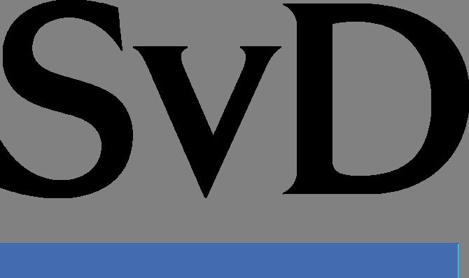 Kundtjänstmedarbetare till SvD! logotyp