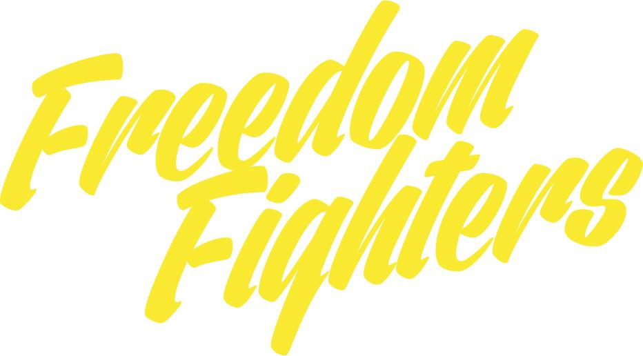 Vi söker en driven och prestigelös säljledare till Freedomfighters logotyp