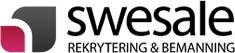 Swesale söker innesäljare med utvecklingspotential logotyp