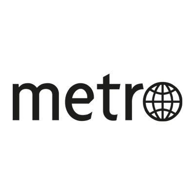 Account Manager till Metro logotyp