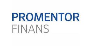 Account Manager till Promentor Finans logotyp