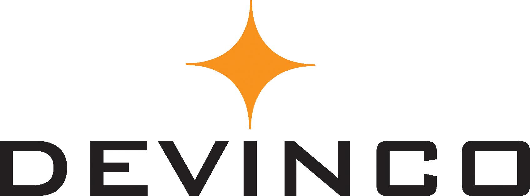 Devinco söker driven fältsäljare logotyp