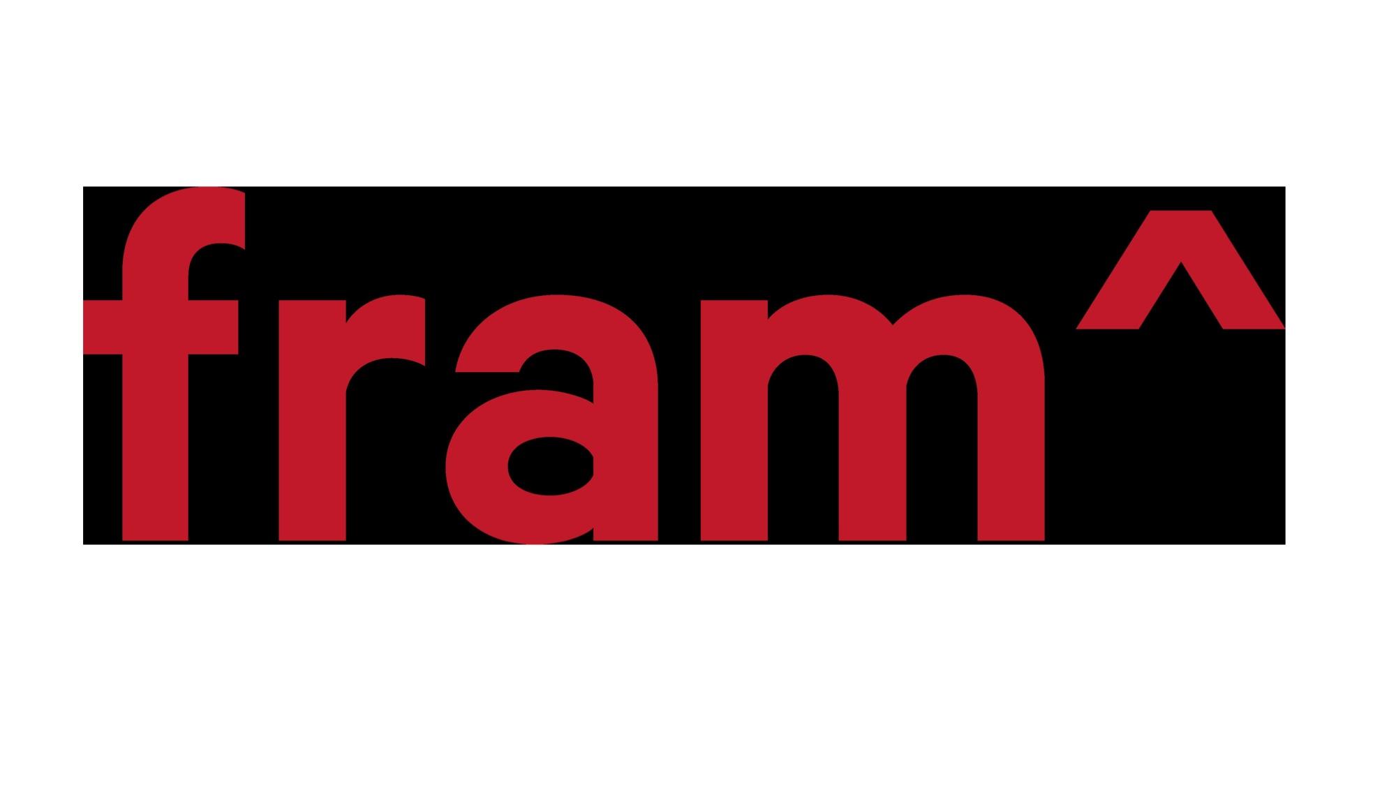 Client Director till Fram logotyp