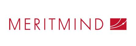 Meritmind söker driven Mötesbokare logotyp