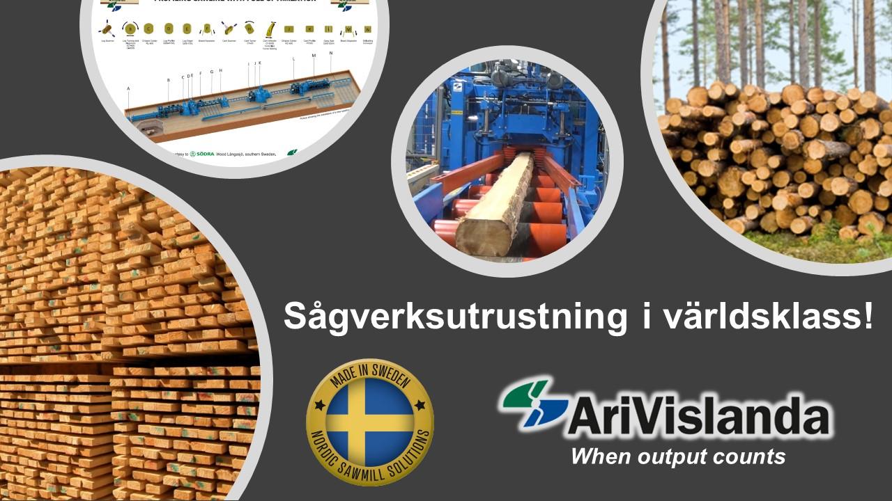 Projektansvarig till AriVislanda AB