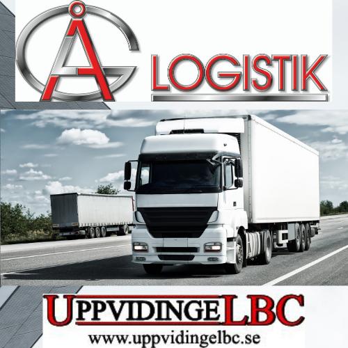 Logistiksäljare till ÅGL Logistik och Uppvidinge LBC i Växjö