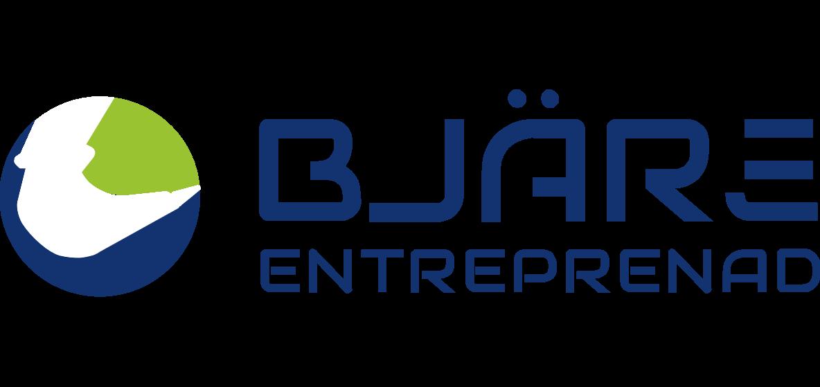 Anläggare till Bjäre Entreprenad logotyp