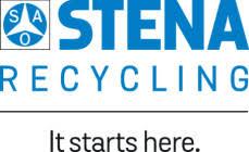 Gårdsarbetare med Truckkort till Stena Recycling i Örebro logotyp