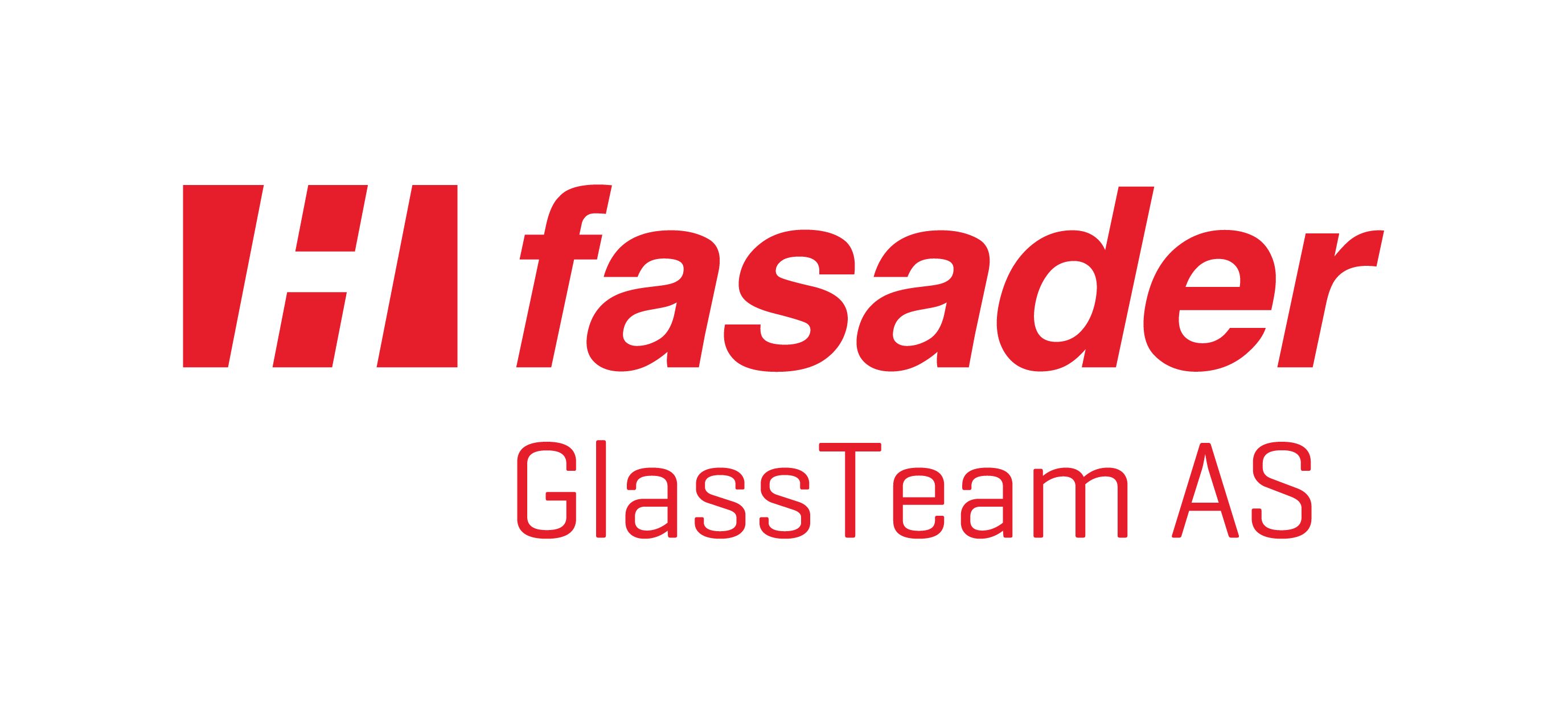 H-fasader Glassteam AS